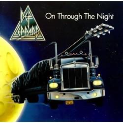 "DEF LEPPARD ""On Through The Night"" LP"