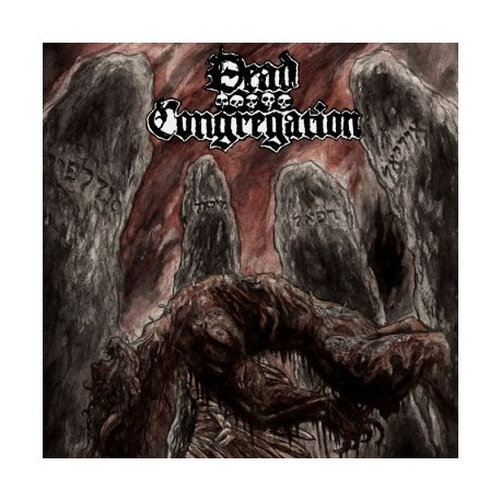 "DEAD CONGREGATION ""Grave of the archangels"" CD"