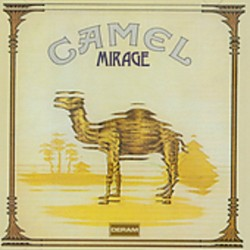 "CAMEL ""Mirage"" CD"