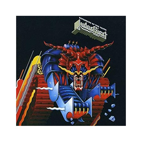"JUDAS PRIEST ""Defenders Of The Faith"" CD"