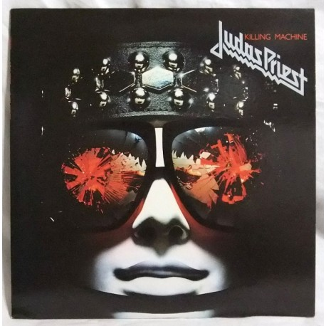 "JUDAS PRIEST ""Killing Machine"" CD"