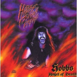 "HOBBS' ANGEL OF DEATH ""Hobb's Satans Crusade"" CD"