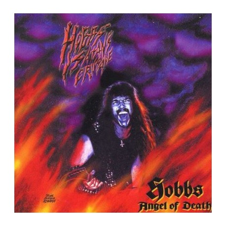 "HOBBS' ANGEL OF DEATH ""Hobb's Satans Crusade"" CD"