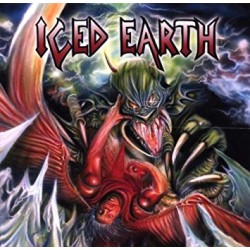 "ICED EARTH ""S/T"" CD"