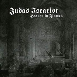 "JUDAS ISCARIOT ""Heaven in Flames"" CD"