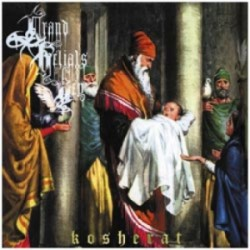 "GRAND BELIAL'S KEY ""Kosherat"" CD"