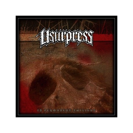 "USURPRESS ""In Permanent Twilight"" CD"
