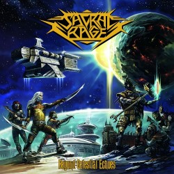"SACRAL RAGE ""Beyond Celestial Echoes"" CD"