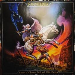 "SMOULDER ""Times of Obscene Evil and Wild Daring"" CD"