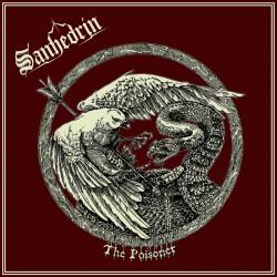 """SANHEDRIN """"The Poisoner"""" CD"""