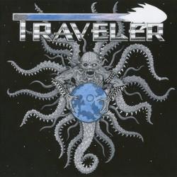 """TRAVELER S/T"""" CD"""