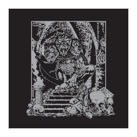"USURPRESS ""Trenches Of The Netherworld"" CD"
