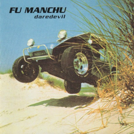 """FU MANCHU """"Daredevil"""" CD"""