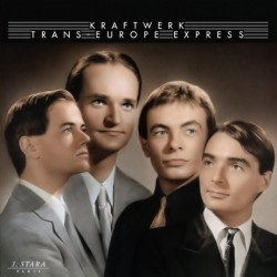 "KRAFTWERK ""Trans-Europe Express"" CD"