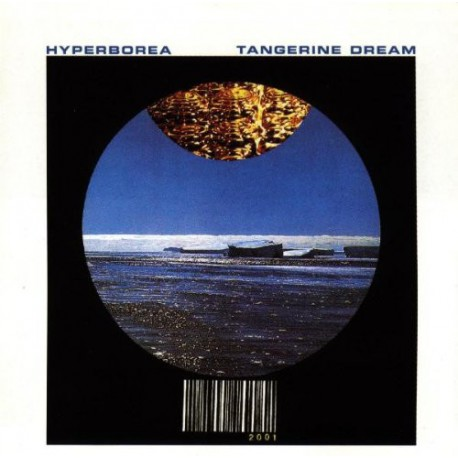 "TANGERINE DREAM ""Hyperborea"" CD"