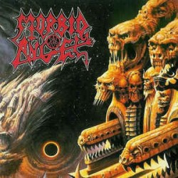 "MORBID ANGEL ""Gateways To Annihilation"" CD"