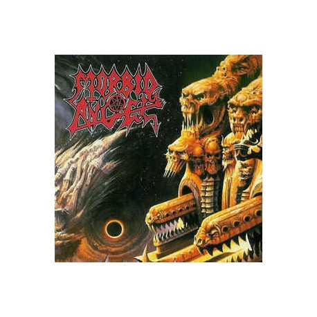 """MORBID ANGEL """"Gateways To Annihilation"""" CD"""