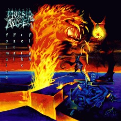 "MORBID ANGEL ""Formulas Fatal to the Flesh"" CD"