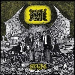 "NAPALM DEATH ""Scum"" CD"