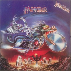 "JUDAS PRIEST ""Painkiller"" CD"