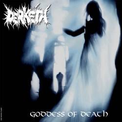 "DERKETA "" Goddess of Death"" CD"