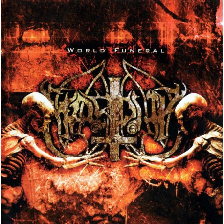 "MARDUK ""World Funeral"" CD"