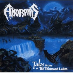 "AMORPHIS ""Tales from the Thousand Lakes"" CD"