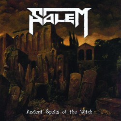 "SALEM ""Ancient Spells of the Witch"" 2xCD"