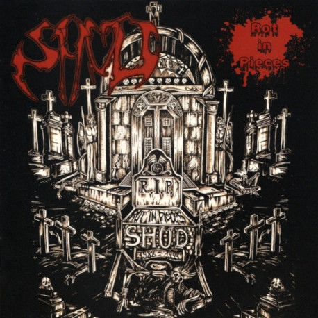 "SHUD ""Rot in Pieces"" 2xCD"