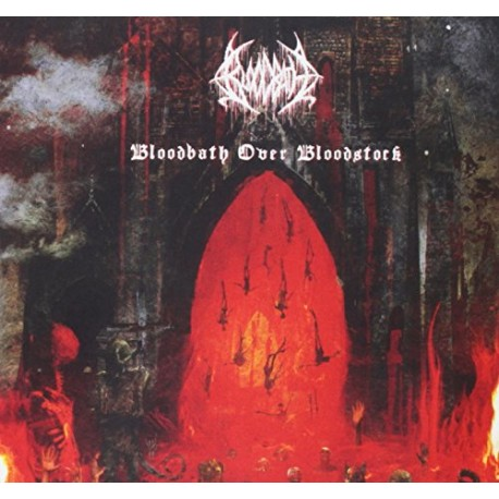 "BLOODBATH ""Bloodbath Over Bloodstock"" CD+DVD"