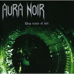 "AURA NOIR ""Deep Tracts of Hell"" CD"
