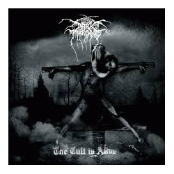 """DARK THRONE """"The Cult Is Alive"""" CD"""