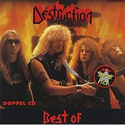"DESTRUCTION ""Best Of"" 2xCD"