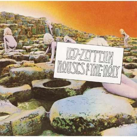 "LED ZEPPELIN ""Houses Of The Holy"" CD"