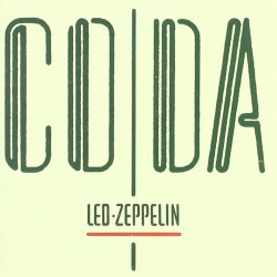 "LED ZEPPELIN ""Coda"" CD"