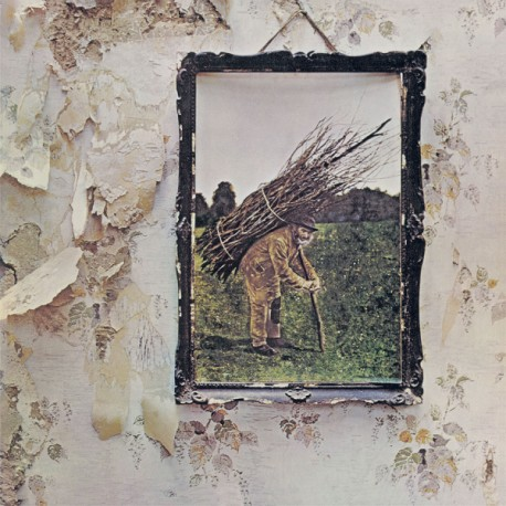 "LED ZEPPELIN ""IV"" CD"