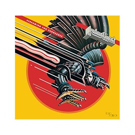 """JUDAS PRIEST """"Screaming For Vengeance"""" CD"""