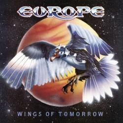 "EUROPE ""Wings of Tomorrow"" CD"