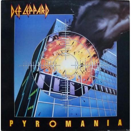 """DEF LEPPARD """"Pyromania"""" CD"""