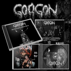 "GORGON ""The Lady Rides A Black Horse"" CD"