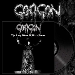"GORGON ""The Lady Rides A Black Horse"" LP"