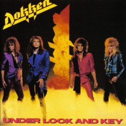 "DOKKEN ""Under Lock and Key"" LP"
