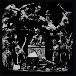 """COUNTESS """"The Gospel Of The Horned One"""" LP"""