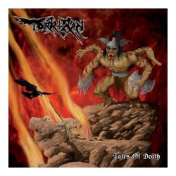 "TORK RAN ""Tales Of Death "" 2xCD"