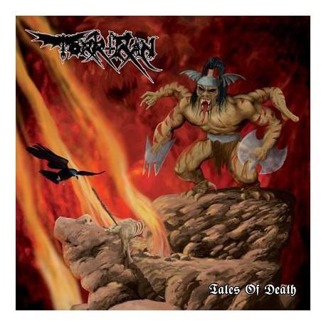 """TORK RAN """"Tales Of Death """" 2xCD"""