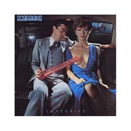 "SCORPIONS ""Lovedrive"" LP"