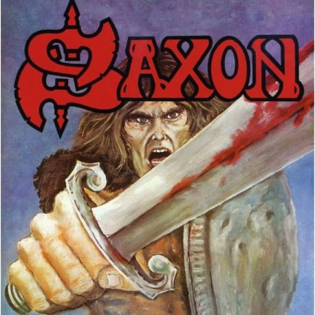 """SAXON """"S/T"""" LP"""
