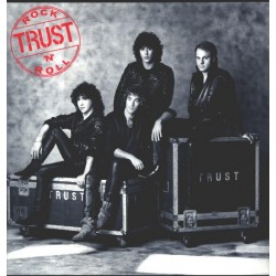 "TRUST ""Rock n' Roll"" LP"