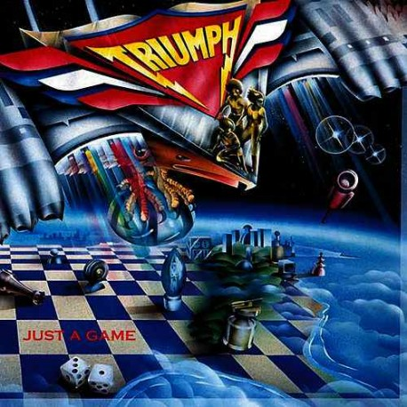 "TRIUMPH 'Just A Game"" LP"