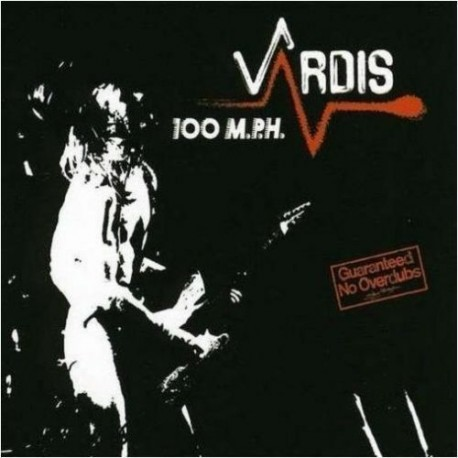 """VARDIS """"100 M.P.H"""" LP"""